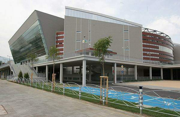 Arena Armeec Sofia Sports Hall, Bulgaria - one of the most modern in Europe.
