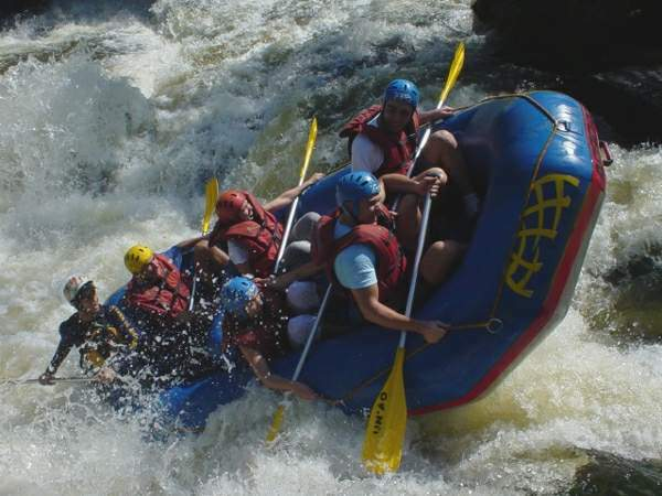Rafting - adventure and extreme tourism in Bulgaria