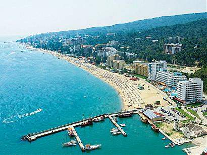 Golden Sands - the pearl of the Bulgarian Black Sea coast